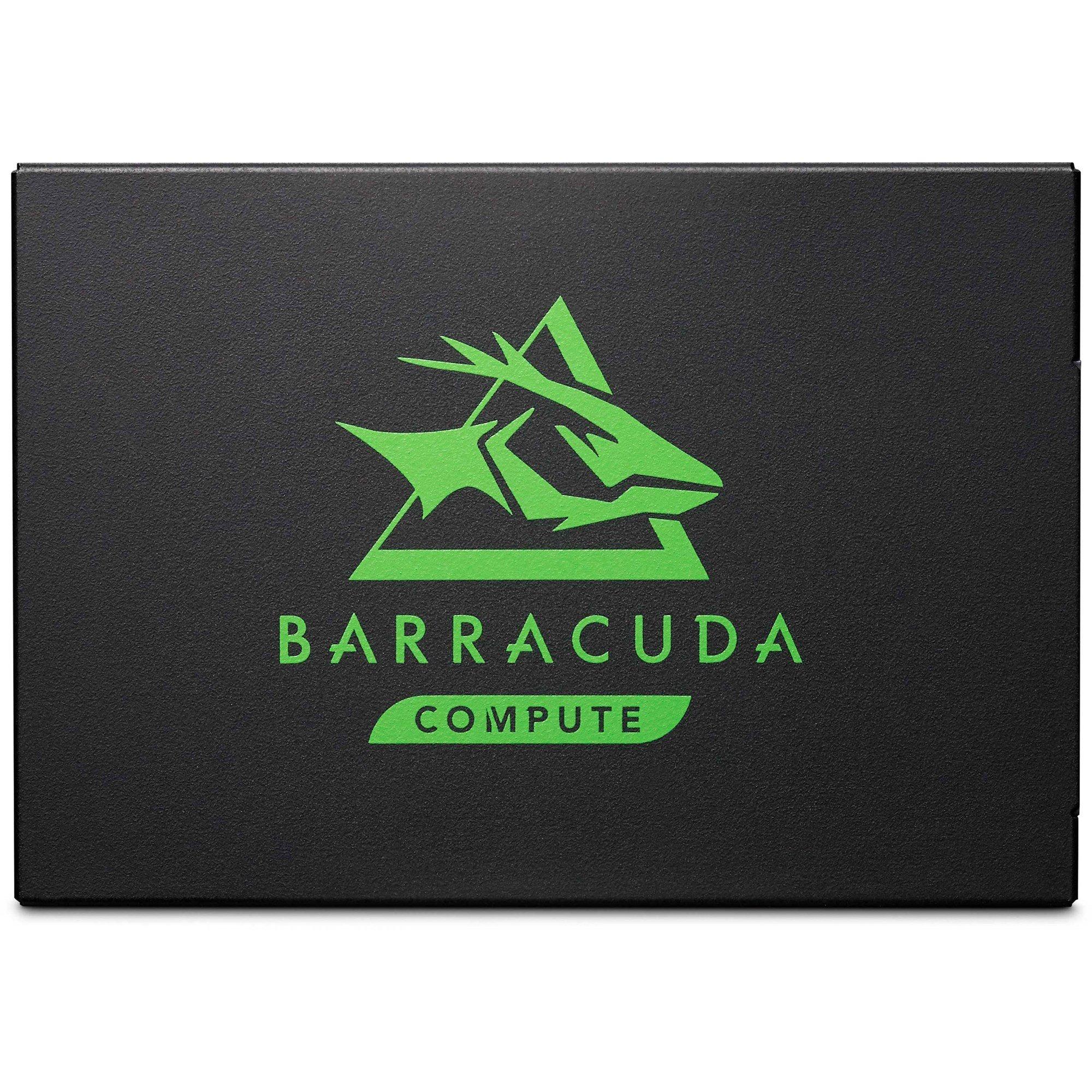 "Seagate BarraCuda 120 500GB 2.5"" SATA III SSD, 5 Year Warranty £60.06 at CCLOnline"