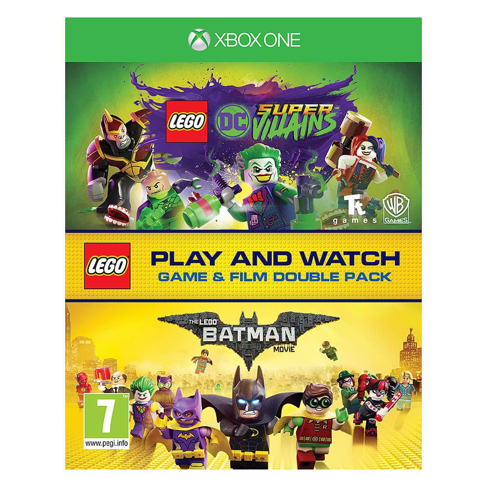 LEGO DC Super Villains plus LEGO Batman £14.99 at GAME