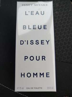 Issey Miyake L'eau Bleue D'issey 75ml EDT @ B&M £6.99