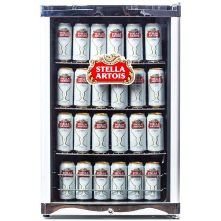 Husky HU218 Husky Stella U/c Drink Fridge 158x330ml - 122 litre capacity £249.97 at Appliances Direct