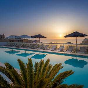 The George Urban Boutique Hotel in St Julian's Malta from £181pp incl 3nts in junior suite, breakfast & spa (Sept dates) £361 Voyage Prive