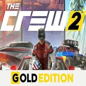 The crew 2 gold edition plus free chose game £17.24 at Fanatical