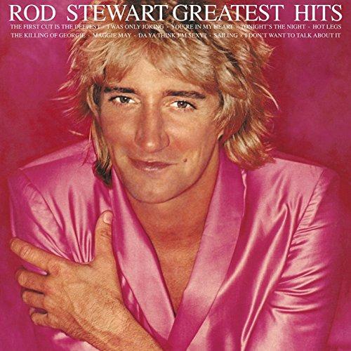 Greatest Hits, Vol. 1 [VINYL] Rod Stewart £9.99 (Prime) + £2.99 (non Prime) at Amazon