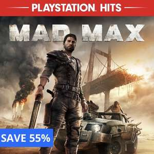 Mad max (PS4) £7.19 @ PlayStation store