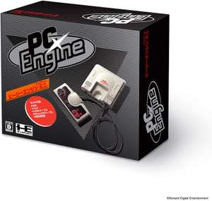 PC Engine Mini [Japnese Import] £95.12 (or £90.95 using fee free card) Delivered @ Amazon Japan