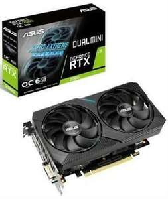 ASUS RTX 2060 MINI OC 6GB Graphics Card - £263.49 Box-deals / Ebay