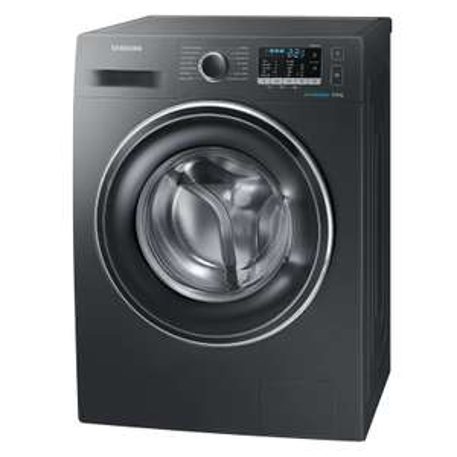 Samsung WW80J5555EX 8KG 1400RPM Graphite Ecobubble Washing Machine £322.15 with code @ Crampton&Moore ebay