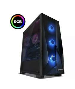 (Open Box) Refurbished PC Specialist Tornado R5 Gaming PC AMD Ryzen 5 3600 8GB, 1TB+128GB SSHD, 1660 6GB £659.99 ebay / laptopoutletdirect