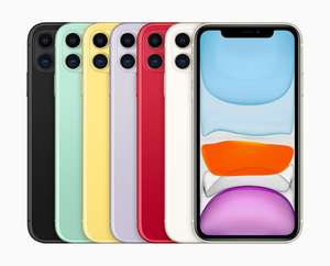Apple iPhone 11 128GB (Unlocked for all UK networks) - All colours £651 @ WOWCamera