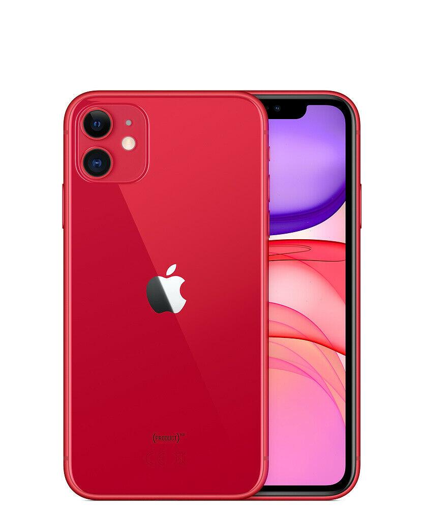 Refurbished Apple iPhone 11 Smartphone - 64GB 128GB 256GB - Various Colours £539.99 with code ebay / stockmustgo