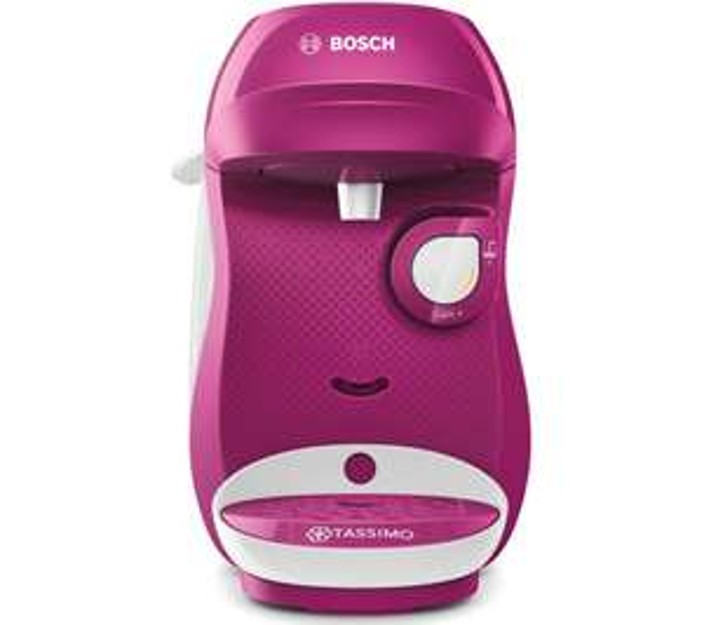 TASSIMO by Bosch Happy TAS1001GB Coffee Machine - down to £39.99 @ Currys PC World