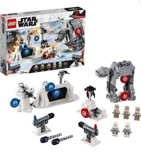 LEGO Star Wars Echo Base Defense Set - 75241 £32.99 @ Argos Free click and collect