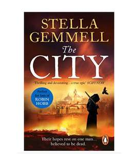 Stella Gemmell - The City (book 1) - Amazon Kindle 99p