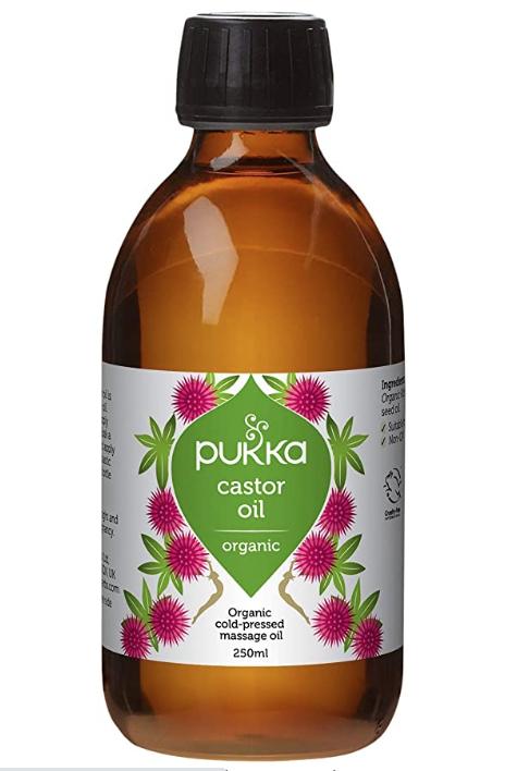 Pukka Herbs Castor Oil, Or ganic & Cold-Presse, 250ml Bottle £9.99 prime / £14.48 non prime (£7.27 s&s) @ Amazon