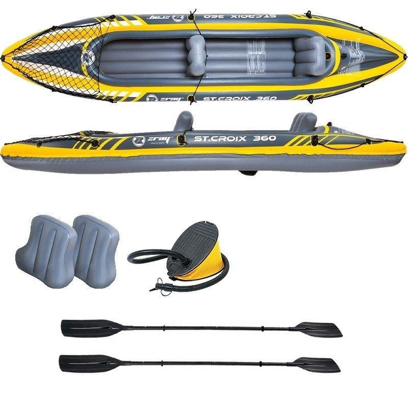 Zray St Croix Inflatable Kayak 2 Seaster - £109.99 delivered @ Nootica