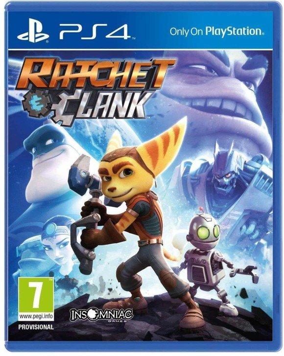 Ratchet and Clank (PS4) (Bundle Copy) - £10.50 Delivered @ Coolshop