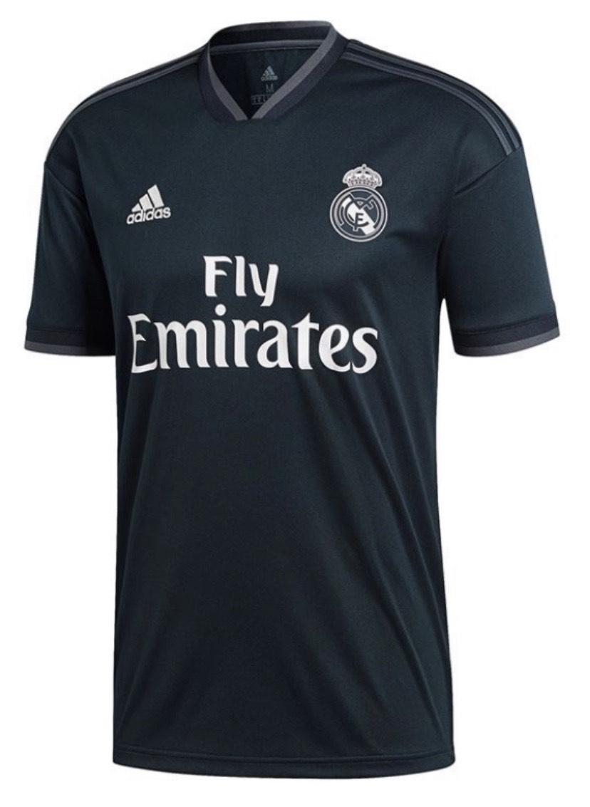 Real Madrid 18/19 Away Kit £9.99 @ Adidas outlet (York Designer outlet)