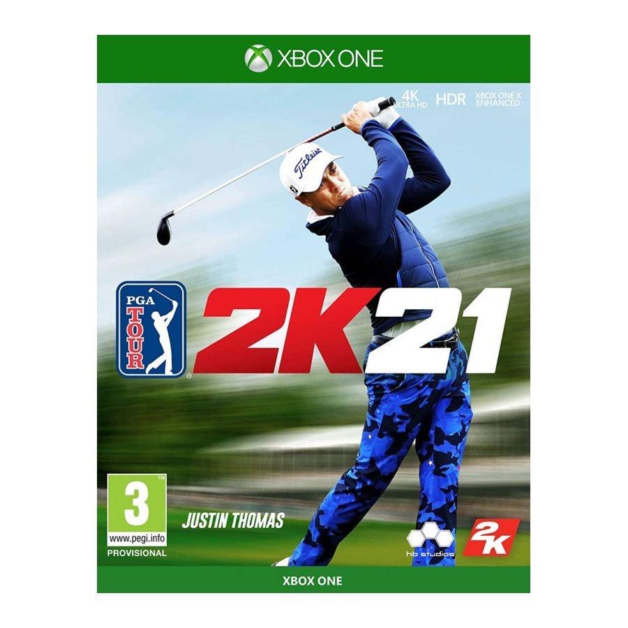 PGA Tour 2K 21 (Xbox/PS4) - £39.95 @ The Game Collection