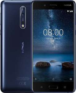 Nokia 8 64GB Tempered Blue, EE B Used Condition Smartphone - £96.95 Delivered @ Cex