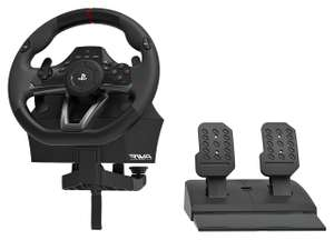 Hori Racing Wheel Apex and Pedals for PC / PS3 / PS4 - £59.99 (+£4.99 Delivery/Collection) @ Game