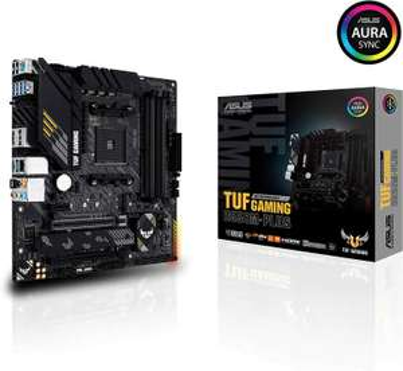 Asus TUF Gaming B550M-Plus (-£10 promotion) - £100.64 @ Amazon Spain