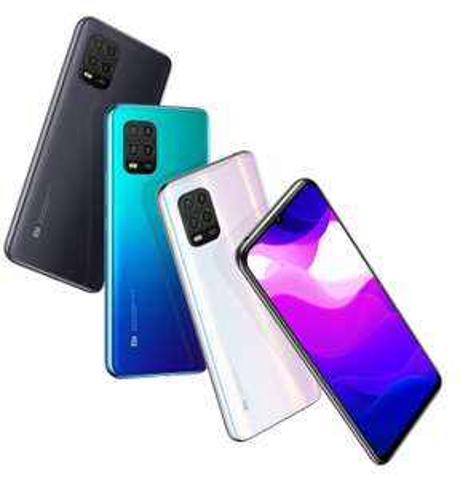 "Xiaomi Mi 10 Lite Unlocked 5G Phone (6.57"" AMOLED, 6GB RAM, 48MP, Dual Nano-SIM) - Grey, Blue, White for £243.80 delivered @ Amazon France"