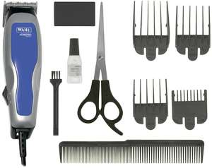 Wahl Homepro Basic Hair Clipper Kit with four attachment combs - £10.99 + free Click and Collect @ Superdrug