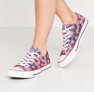 Converse Chuck Taylor All Star Trainers Now £24.99 sizes 3.5 up to 6.5 Free delivery @ Zalando