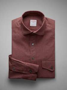 PINK Shirtmaker : triple stackable discount. End of Season sale, Flash 50% off, and Amex £50 off £250 spend + free delivery