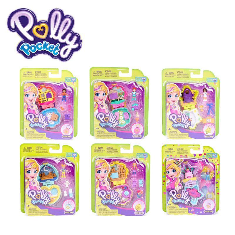 Polly Pocket Micro Keyrings - £2 instore @ Poundland, Northampton