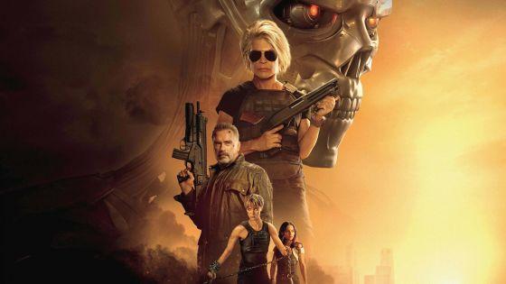 Terminator: Dark Fate - £1.99 to rent / £4.99 to buy (4K) @ Rakuten TV