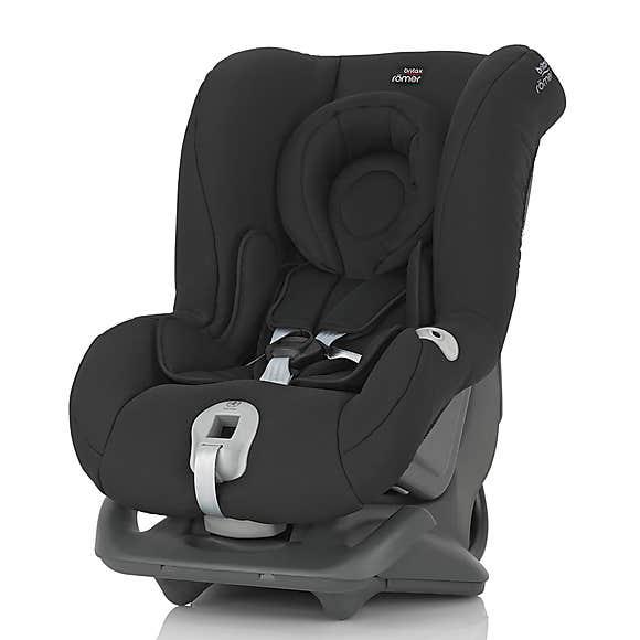 Britax Romer FIRST CLASS PLUS Group 0+ & 1 Cosmos Black Car Seat for £84.50 @ Dunelm