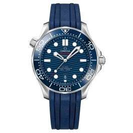Omega Seamaster Diver 300M Co-Axial Master Chronometer 42 mm Watches of Mayfair - £3262