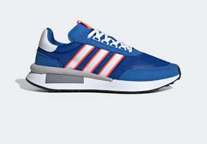 Adidas originals Retroset Trainers Now £41.96 with code sizes 4 up to 13 + Free delivery @ ASOS