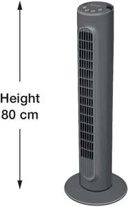 Honeywell HYF1101E1 3 Speed, Comfort Control Cooling Tower Fan £45.99 @ Amazon