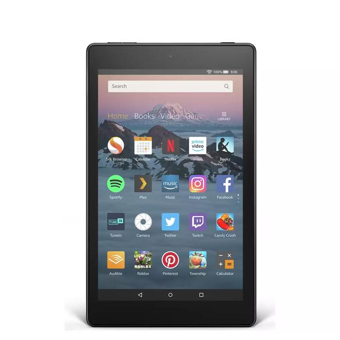 Amazon Fire HD 8 Alexa 8 Inch 16GB Tablet black - £49.99 @ Argos