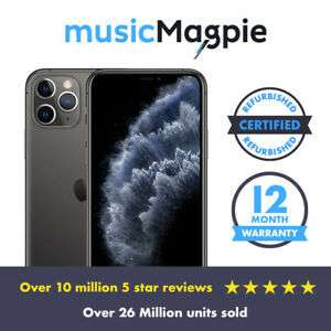 Apple iPhone 11 Pro Max, 64gb Space Grey, Vodafone Very Good Condition @ MusicMagpie Ebay - £752.39