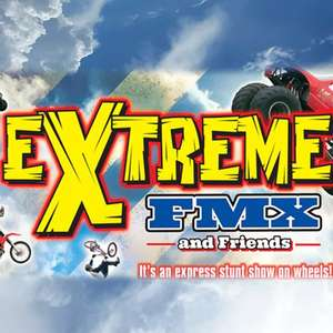 Extreme FMX and Friends Stunt Show at Hastings, Brenzett or Tonbridge 10-21 August - £9.52 Per Ticket (Adult or Child) With Code @ Groupon