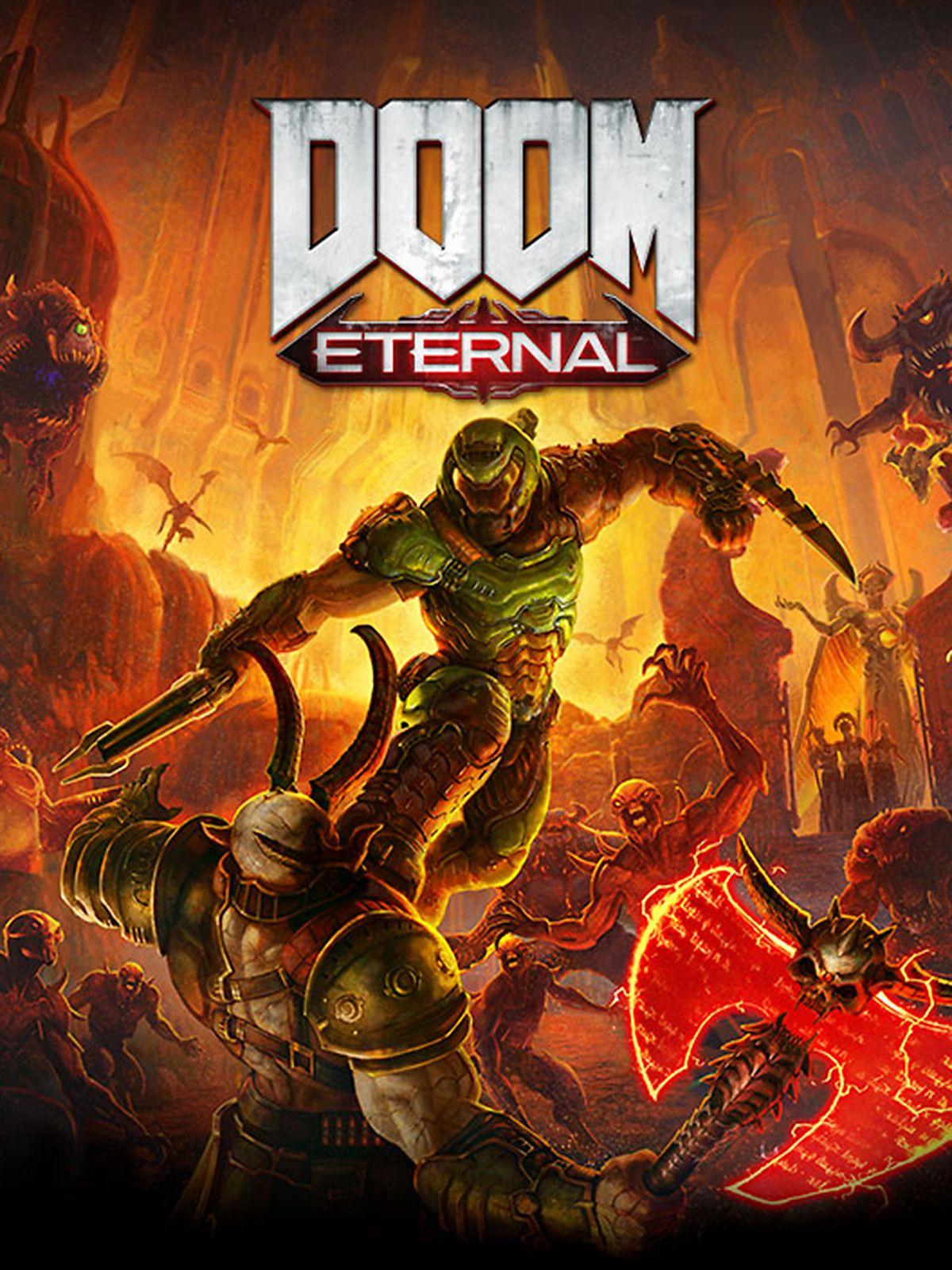 [PC] DOOM Eternal - £18.99 with code @ Voidu