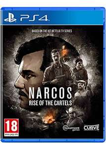 Narcos: Rise of The Cartels (PS4) £9.85 @ Base