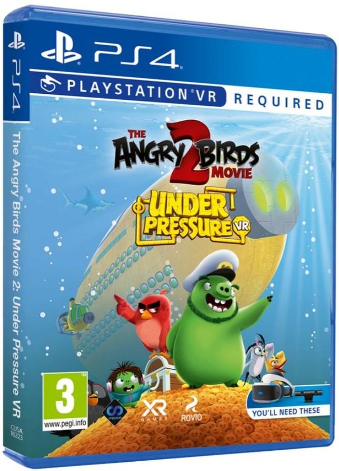 The Angry Birds Movie 2: Under Pressure VR (PS4 / PSVR) for £8.85 delivered @ Base