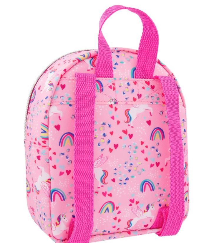 Retro unicorn printed mini backpack £4.50 @ Accessorize Free click and collect