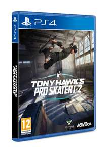 Tony Hawk's Pro Skater 1 & 2 ps4 | £32.16 for Gold Members @ ShopTo