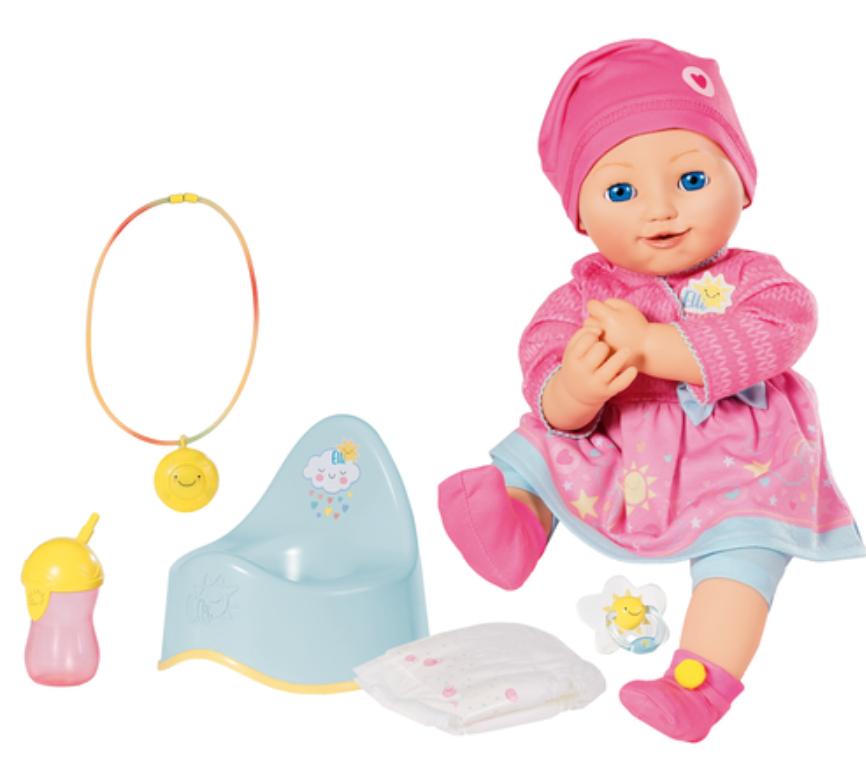 Elli smiles doll £29.99 delivered @ The entertainer