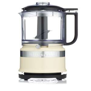 KitchenAid Mini Food Processor £51.93 Delivered @ QVC UK & 3 Easy Pays (New & Not Using Easy Pays Use code FIVE4U to get £5 off)