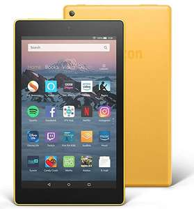 """Certified Refurbished Fire HD 8 Tablet 