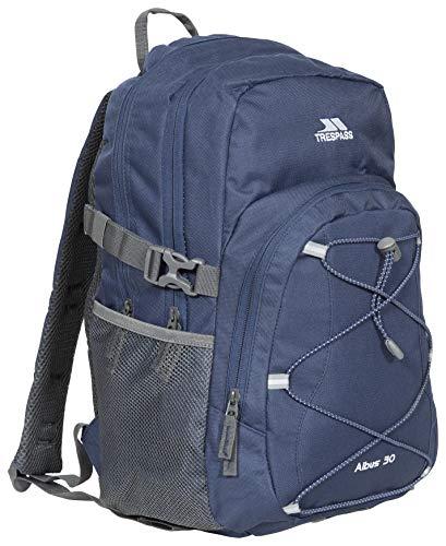 Trespass Albus Backpack in Navy, 30 Litre £11.17 Prime +£4.49 Non-Prime @ Amazon