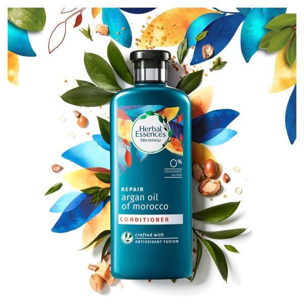 Herbal Essences Bio:Renew Shampoo Argan Oil of Morocco & Conditioner 400ml (C&C) £2.97 @ Superdrug