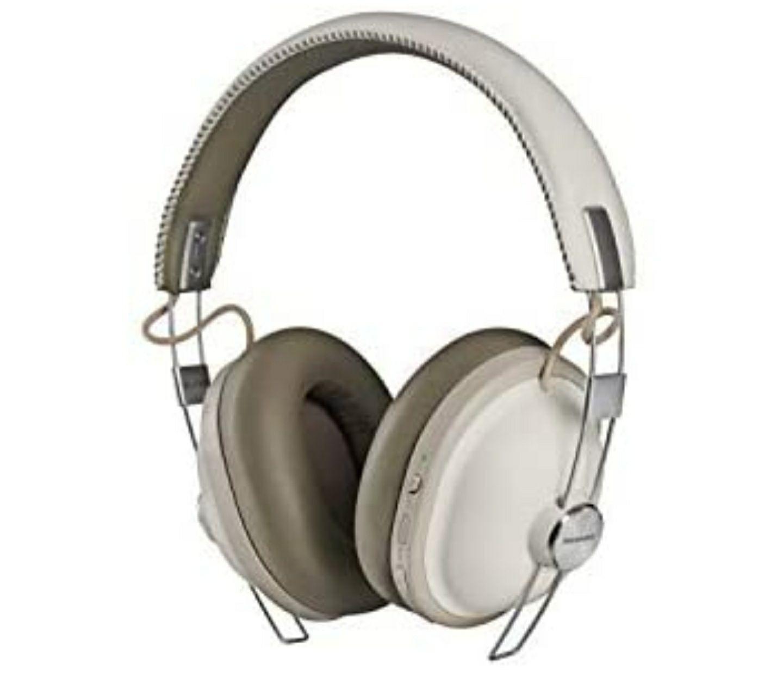 Panasonic RP-HTX90NE-W, Noise Cancelling Headphones, Bluetooth, White £86.05 @ Amazon