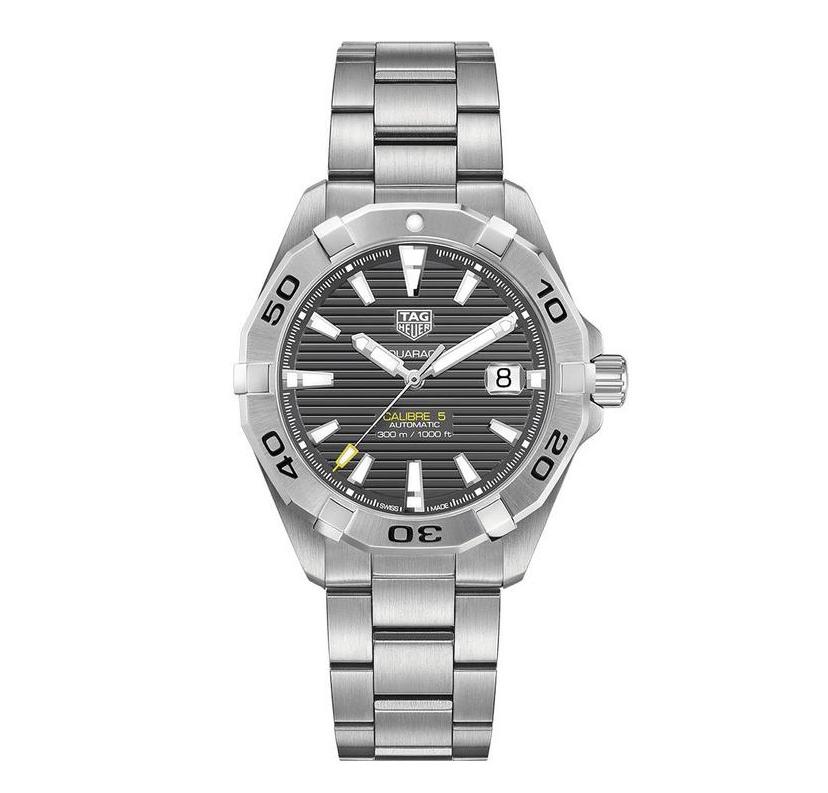 TAG Heuer Aquaracer Calibre 5 Automatic Men's Watch £1256.50 @ Burells